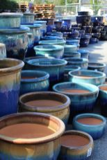 2. Wide selection of pottery