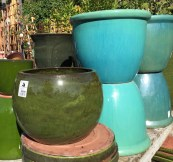 20. Pottery, pottery and more pottery!