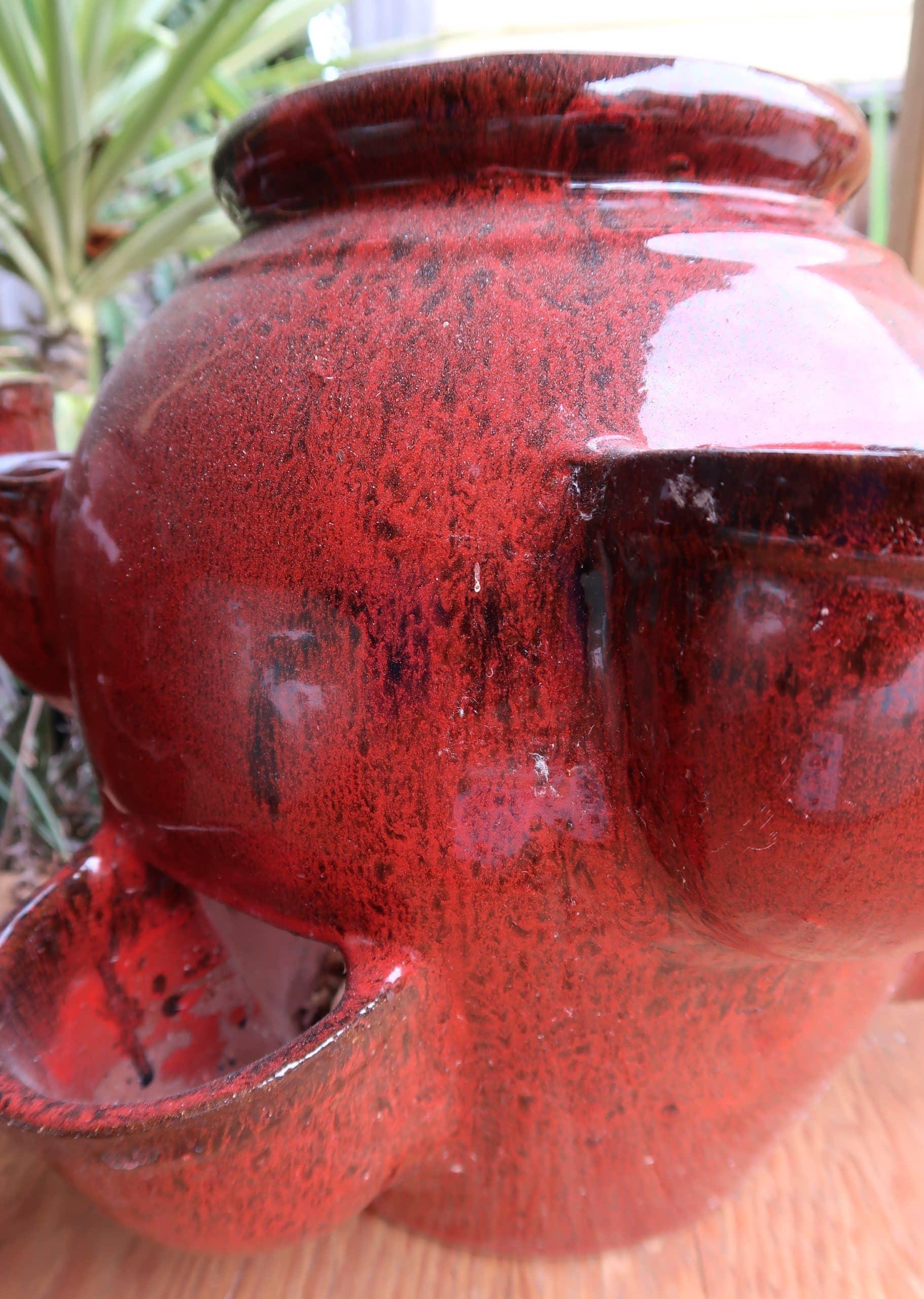 Terracotta Strawberry Pots