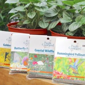 Pacific coast wildflower seeds