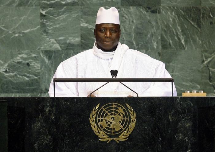 predident Gambia