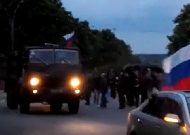 ruska vojska u luganjsku