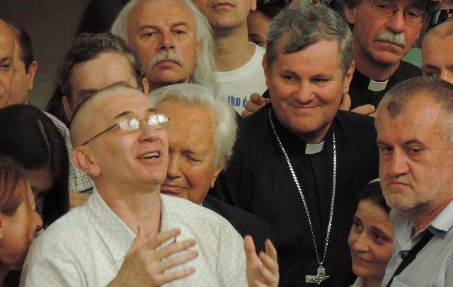 dario kordić zoran pusić vesna teršelič documenta kuća ljudskih prava katedrala biskup košić