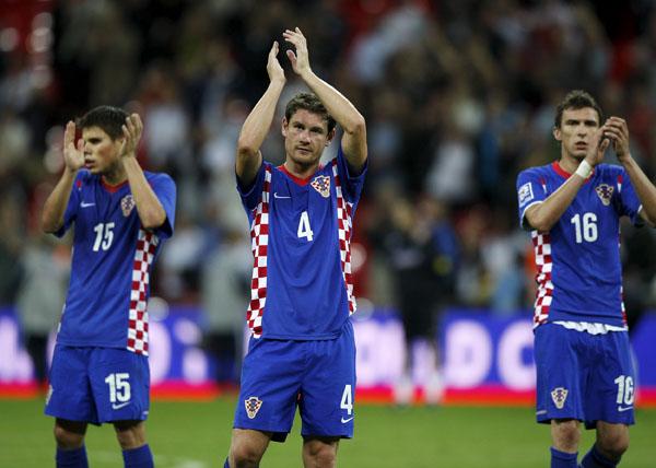 Engleska - Hrvatska 090909
