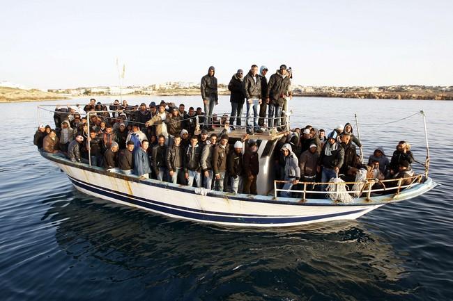 imigranti ebola italija