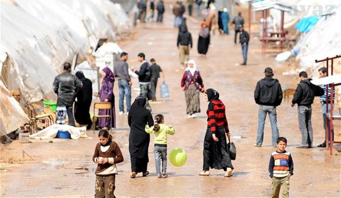 sirijske izbjeglice u turskoj