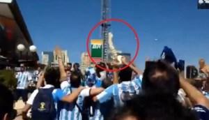 neymar argentina brazil provokacija navijači