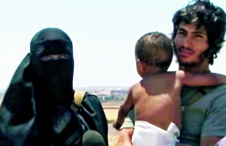 isil islam irak britanka