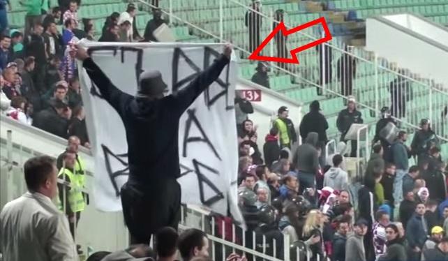 hrvatska bugarska sofija neredi navijači srbe na vrbe