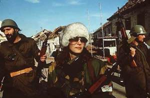Svetlana Ceca Ražnatović arkan vukovar 1991