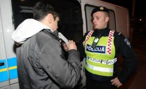 martinje policija alkohol