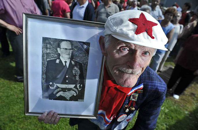 partizan kapa petokraka mirovine partizanske