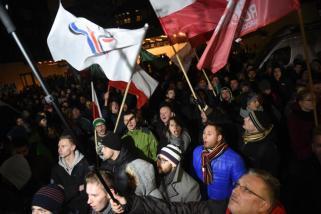 Prosvjedi u Poljskoj