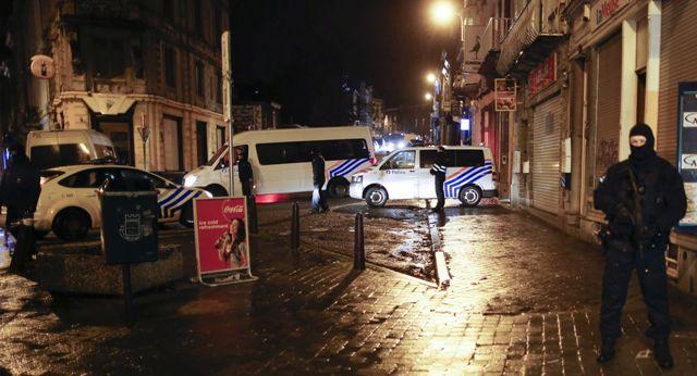 islamist belgija