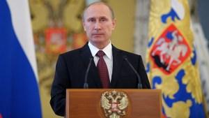 rusija putin muhamed karikatura