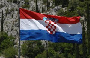 hrvatska zastava priznanje hrvatske
