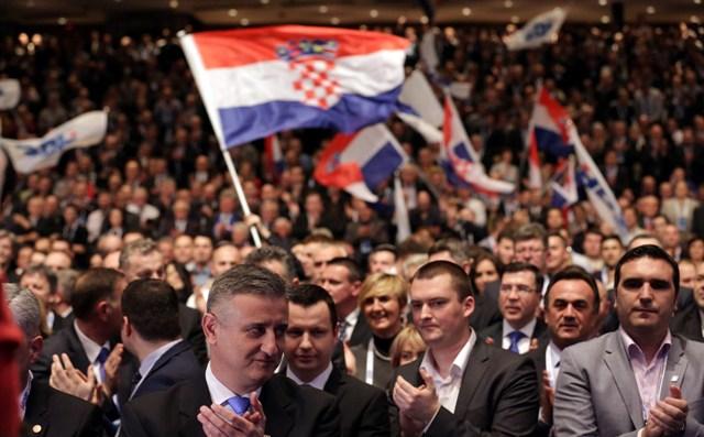 tomislav karamarko hdz 25. obljetnica 1. Općeg sabora HDZ-a