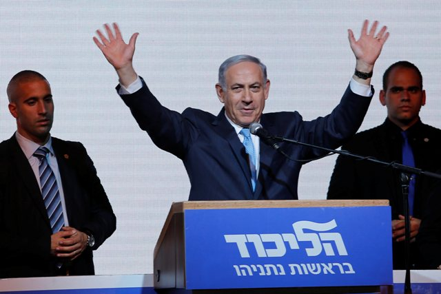 Benjamin Netanyahu izrael izbori likud