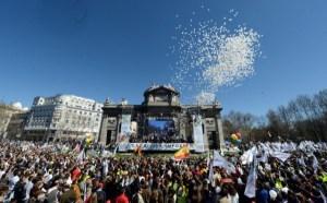 madrid španjolska prosvjed abortus pobačaj