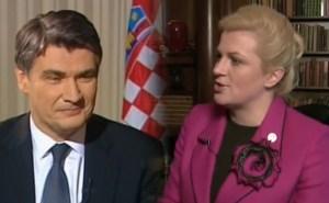 kolinda grabar kitarović zoran milanović predsjednica premijer sastanak sabor
