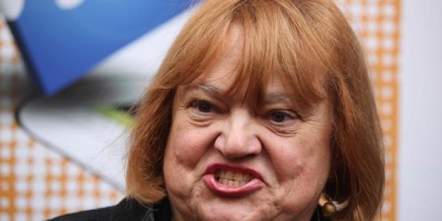 Anka Mrak Taritaš hns kandidatkinja za gradonačenika