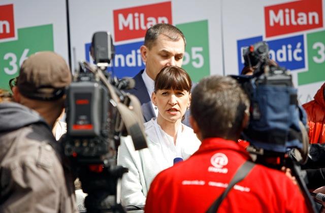 Politička stranka Bandić Milan 365 - Stranka rada i solidarnosti