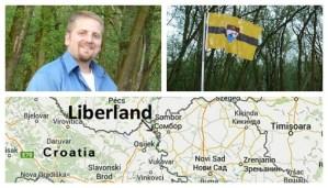 čeh liberland država granica hrvatske i srbije dunav