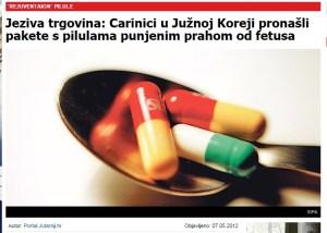 jutarnji list vjeroučiteljica snježana Majdančić Gladić pilule fetus