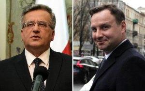 Poljski predsjednički izbori: Bronisław Komorowski i Andrzej Duda