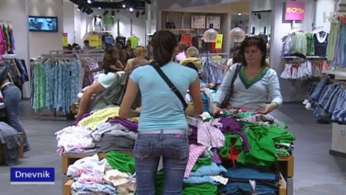 odjeća trgovine tržnice