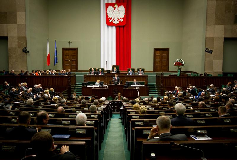 poljski parlament civilno žitoton partnerstvo brak homoseksualno