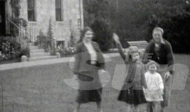 kraljica elizabeta nacistički pozdrav