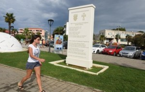 vodice spomenik žrtvama jugoslavenskog komunizma