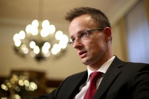 mađarski ministar peter szijjarto