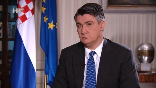 zoran milanović tomislav karamarko