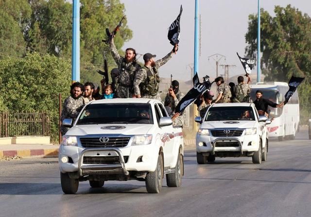 isil toyota
