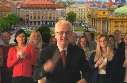ivo josipović spot naprijed hrvatska