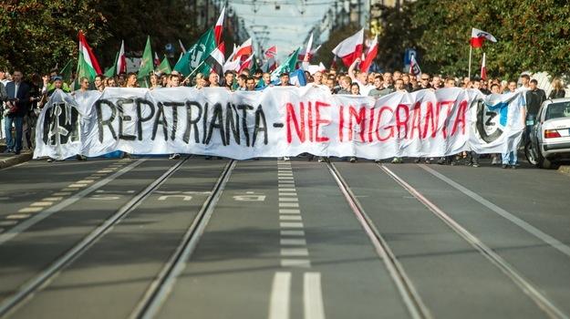 poljska poljaci imigranti