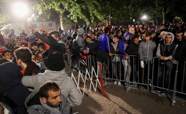 imigranti izbjeglice njemačka azil