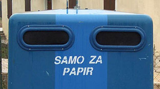 holding zagreb kontejner papir