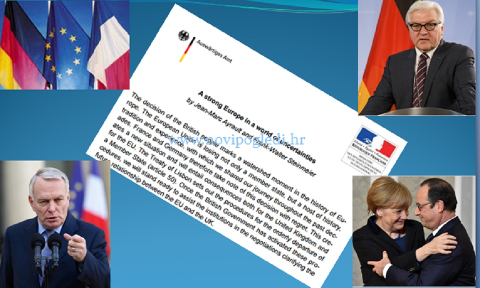 federalna eu europska unija nacrt dokument