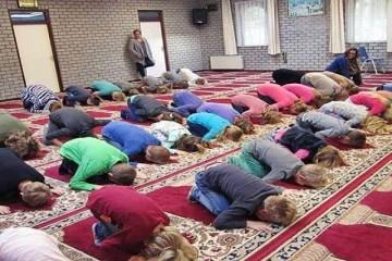 njemačka djeca džamija