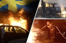 švedska, imigranti, neredi