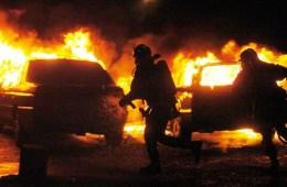 francuska, imigranti, paljenje automobila
