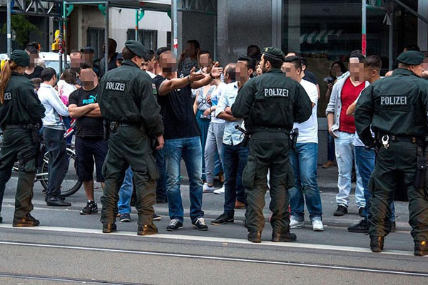 njemačka, imigranti