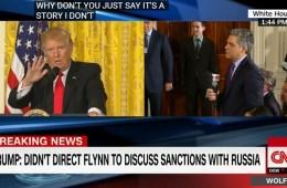 trump, cnn
