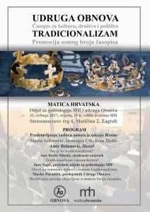 časopis obnova, obnova, tradicionalizam