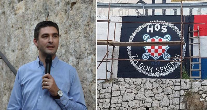 dubrovnik, Mato Franković, mokošica, hos, za dom spremni, hns
