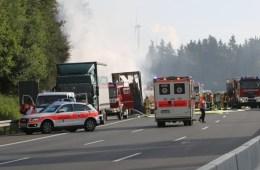 njemačka, nesreća, autocesta