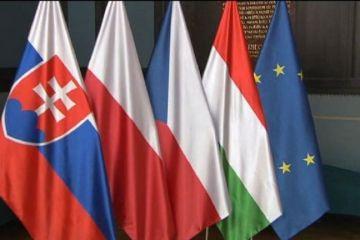 višegradska skupina, europska unija, eu, orban, macron, francuska